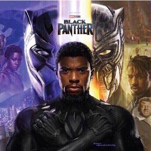 Marvel's Black Panther (2018) HD Google Play Digital Code