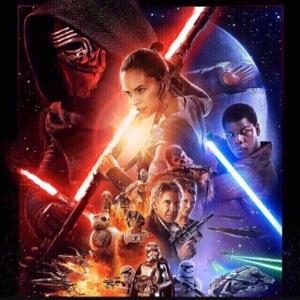 Star Wars The Force Awakens (2015) HD Google Play Digital Code
