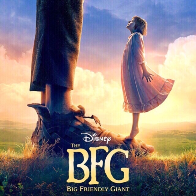 Disney's The BFG (2016) HD Movies Anywhere | VUDU | iTunes Digital Code