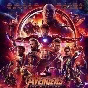 Avengers: Infinity War (2018) HD Google Play Digital Code