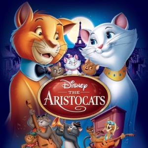Disney's The Aristocats (1970) HD Movies Anywhere | iTunes | VUDU Digital Movie Code