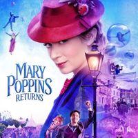 Disney's Mary Poppins Returns (2018) HD Google Play Digital Movie Code