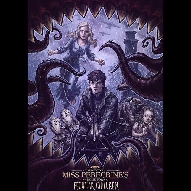 Miss Peregrine's Home for Peculiar Children (2016) HDX