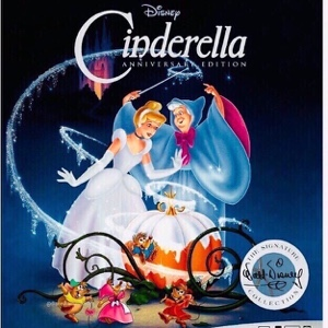 Cinderella Anniversary Edition (1950) HD Movies Anywhere | iTunes | VUDU Digital Code