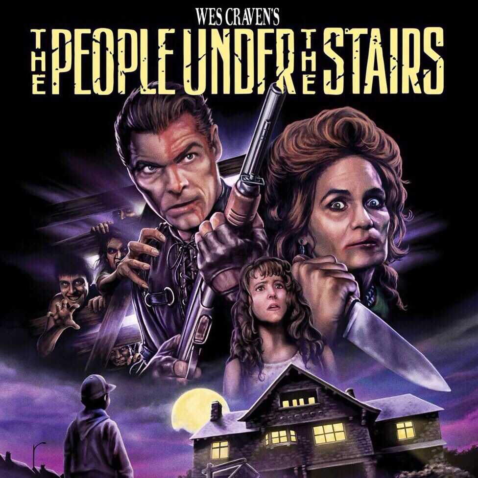 The People Under the Stairs (1991) HDX UltraViolet | iTunes