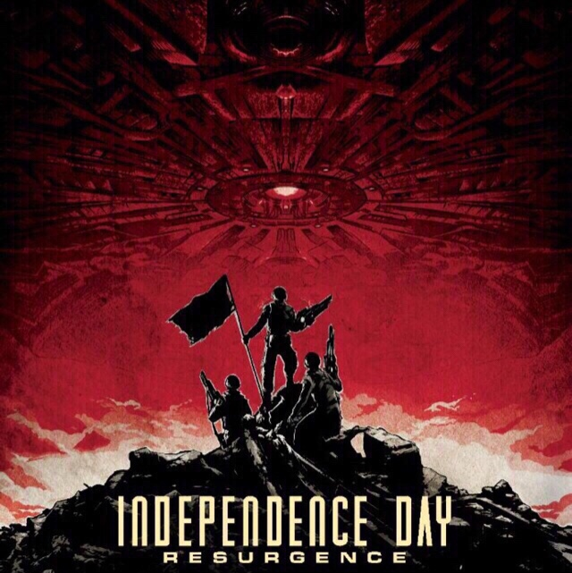 Independence Day Resurgence (2016) HD Movies Anywhere | iTunes Digital Code
