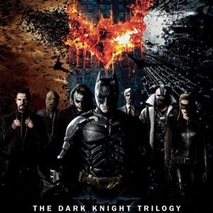 The Dark Knight Trilogy HD Movies Anywhere   VUDU Digital Code