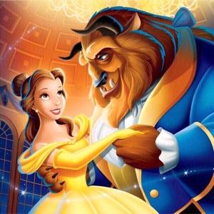 Disney's Beauty & the Beast (1991) HD Google Play Digital Movie Code