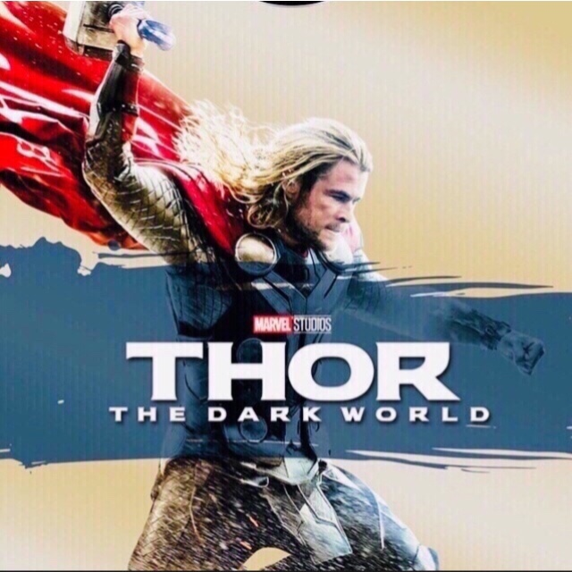 Marvel's Thor: The Dark World (2013) HD Google Play Digital Movie Code