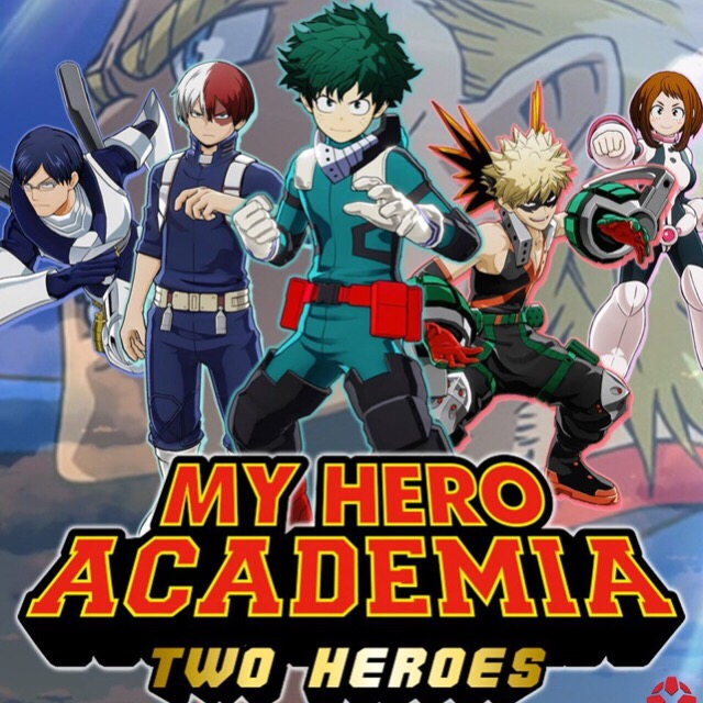 My Hero Academia: Two Heroes (2018) HD Funimation