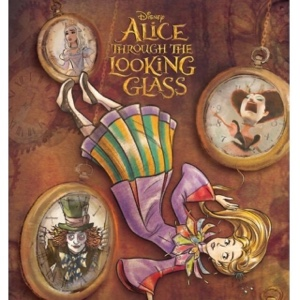 Disney's Alice Through the Looking Glass (2016) HD Movies Anywhere | VUDU | iTunes Digital Code