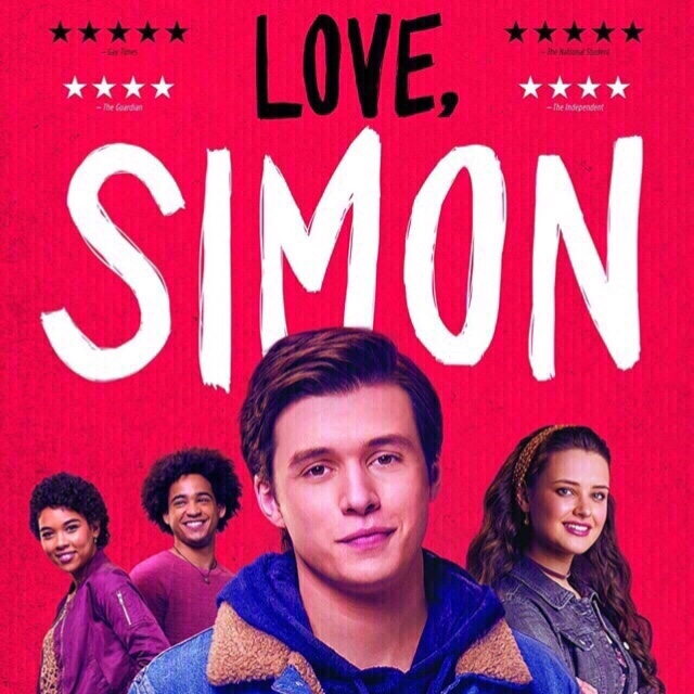 Love, Simon (2018) HD Movies Anywhere | VUDU FULL DIGITAL CODE
