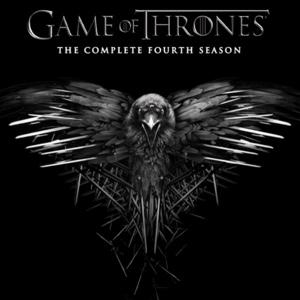 Game of Thrones: Season 4 (2014) HD iTunes Digital Code