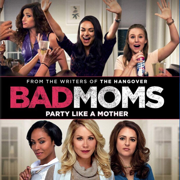 Bad Moms (2016) HD Movies Anywhere | iTunes Digital Code