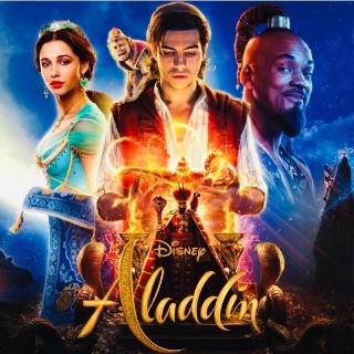Disney's Aladdin (2019) Movies Anywhere | iTunes | VUDU HD Digital Code