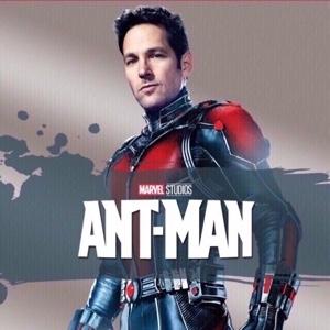 Marvel's Ant-Man (2015) HD Movies Anywhere | iTunes | VUDU Digital Code