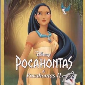 Disney's Pocohontas 1 & 2 HD Movies Anywhere   VUDU   iTunes Digital Code