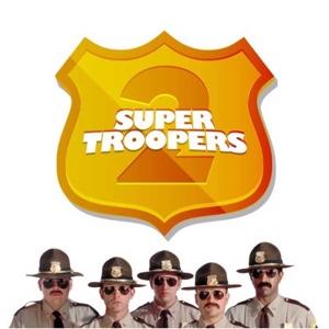 Super Troopers 2 (2018) HD Movies Anywhere | VUDU Digital Code