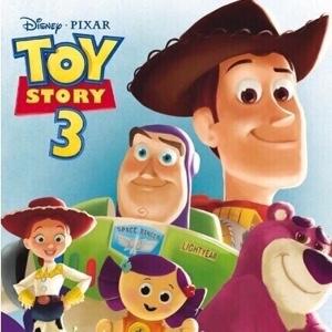 Pixar's Toy Story 3 (2010) HD Google Play Digital Code