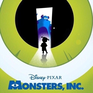 Pixar's Monsters, INC (2001) HD Movies Anywhere | iTunes| VUDU Digital Code