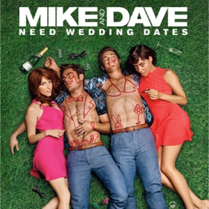 Mike & Dave Need Wedding Dates (2016) HD Movies Anywhere | iTunes Digital Code