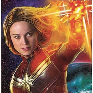 Captain Marvel (2019) UHD/4K Movies Anywhere | VUDU | iTunes Digital Code