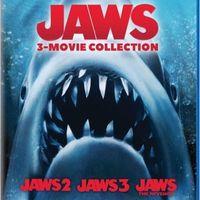 Jaws 2, 3, & Jaws: The Revenge Movies Anywhere VUDU HD Digital Code