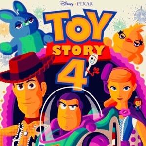 Toy Story 4 (2019) HD Google Play Digital Movie Code