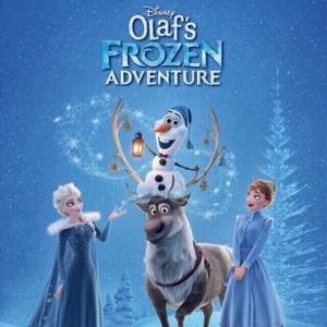 Olaf's Frozen Adventure (2017) HD Google Play Digital Code