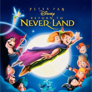 Disney's Peter Pan: Return to Neverland HD Google Play Digital Movie Code