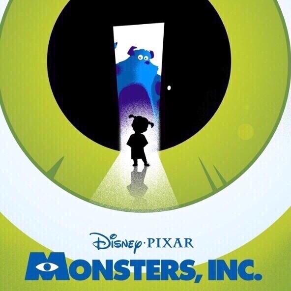 Pixar's Monsters, INC (2001) HD Movies Anywhere   iTunes  VUDU Digital Code