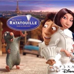 Pixar's Ratatouille (2007) HD Google Play Digital Code