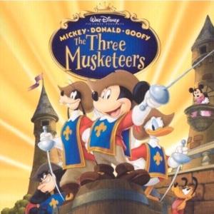 Disney's The Three Musketeers (2004) HD Movies Anywhere   VUDU   iTunes Digital Code