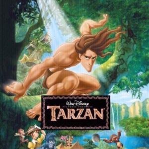 Disney's Tarzan (1999) HD Movies Anywhere   iTunes   VUDU Digital Code