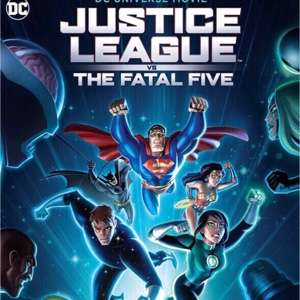 Justice League VS The Fatal Five (2019) HD Movies Anywhere Digital Code