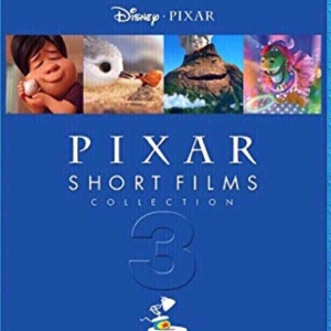 Pixar Short Films: Vol 3 (2018) HD Movies Anywhere | VUDU | iTunes Digital Code