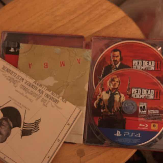 red dead redemption 2 ultimate edition physical map