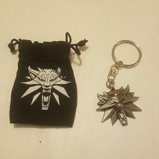 Witcher Keychain