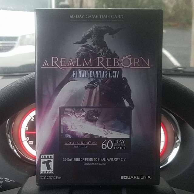 Final Fantasy XIV A Realm Reborn - PS4 Games - Gameflip