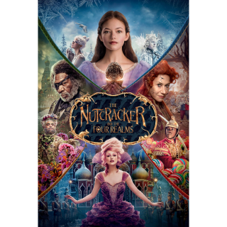 The Nutcracker and the Four Realms 4K UHD MA verified