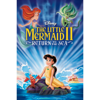 The Little Mermaid II: Return to the Sea MA HD verified