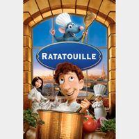 Ratatouille 4K UHD MA verified