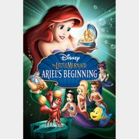 The Little Mermaid: Ariel's Beginning MA HD verified