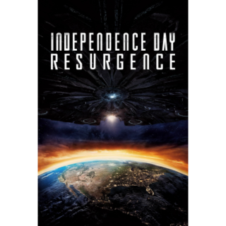 Independence Day: Resurgence HD MA VERIFIED