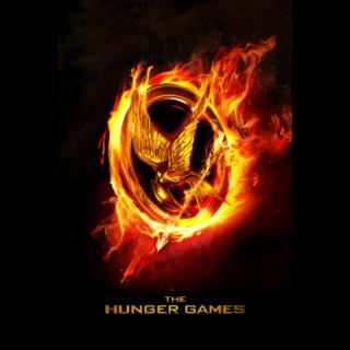 The Hunger Games HDX Vudu verified