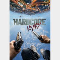 Hardcore Henry HD MA verified