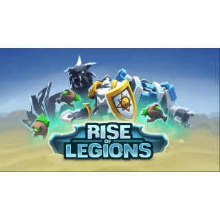 Rise of Legions Gold Pack!