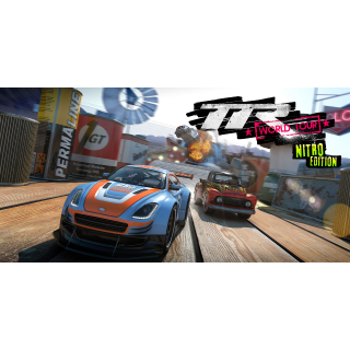Table Top Racing: World Tour - Nitro Edition (NA Region)