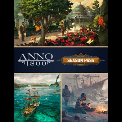 Anno 1800 Season Pass Uplay