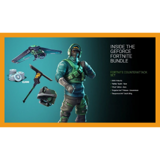 Fortnite Counterattack Set GLOBAL